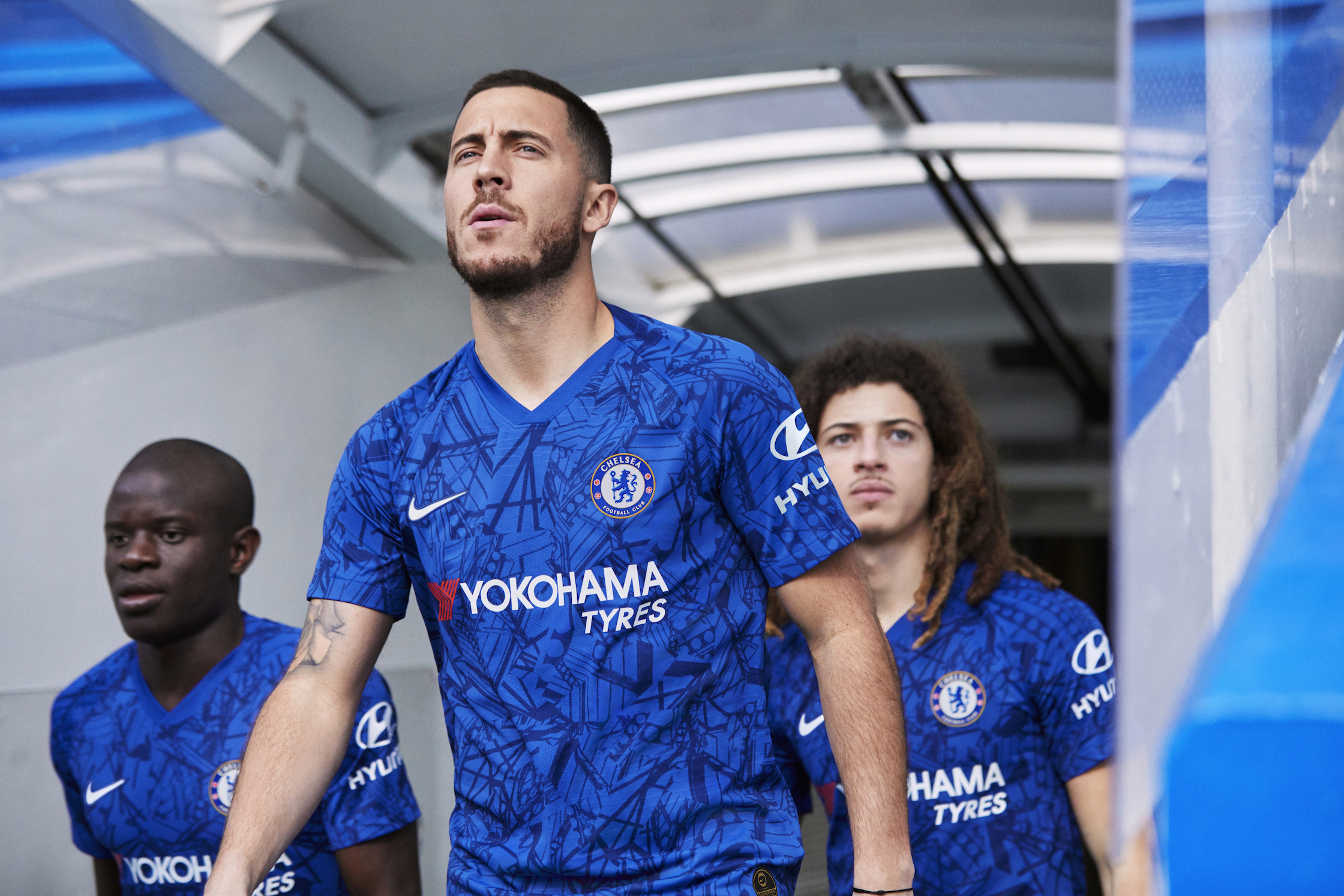 new style e8112 d99b9 Nike and Chelsea Drop a Bold Home Kit for 2019/20 Inspired ...
