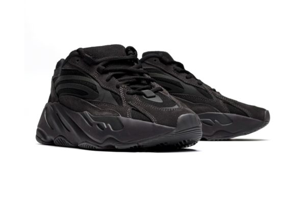 """adidas are Dropping a Blacked-Out YEEZY BOOST 700 V2 """"Vanta"""""""