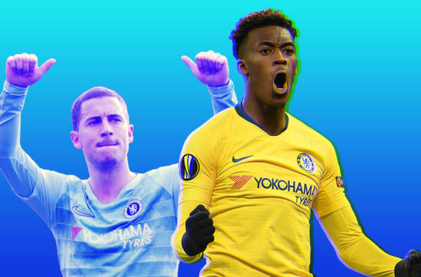 Callum Hudson-Odoi Will Be the Real Winner from Eden Hazard's Chelsea Exit