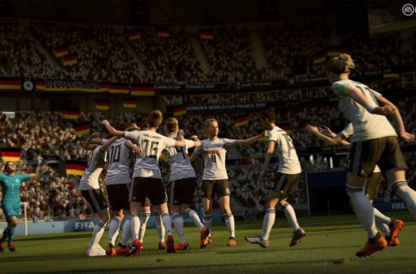 You Can Now Play the 2019 FIFA Women's World Cup Final on FIFA 19