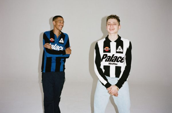 Juventus and Palace Look Set to Collaborate on New Collection