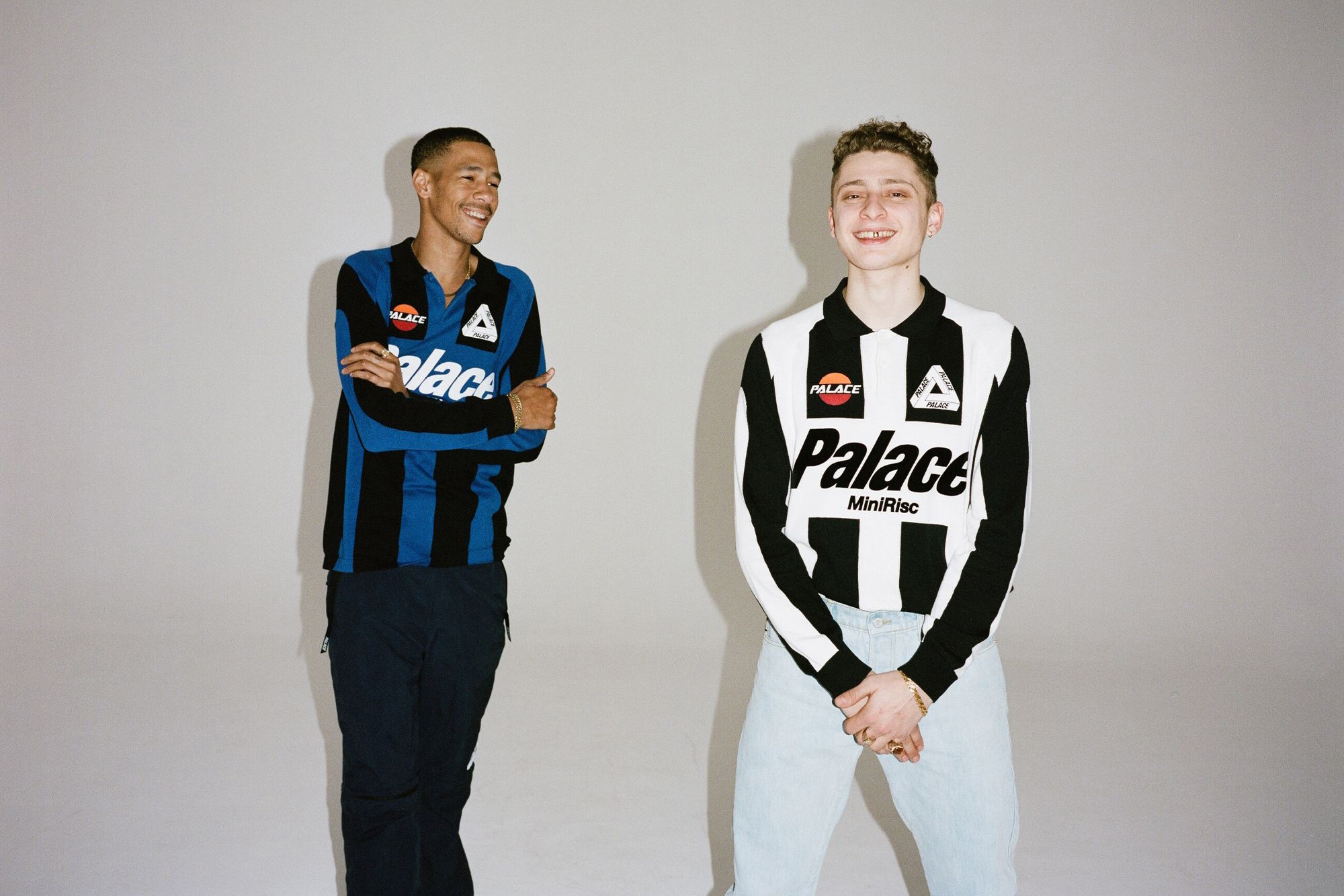 unique design best sneakers wholesale dealer Juventus and Palace Look Set to Collaborate on New Collection