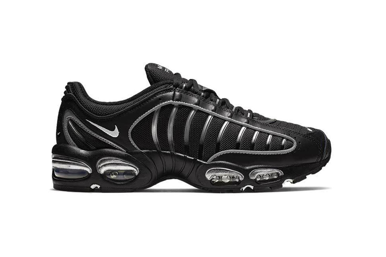 best sneakers 00004 3d925 Nike are Dropping the Air Max Tailwind IV in an All-Black Colourway