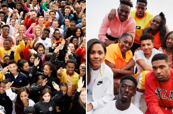 Nike Link up with Jadon Sancho, Ryan Sessegnon and Alex Scott to Launch New Partnership with the London Youth Games