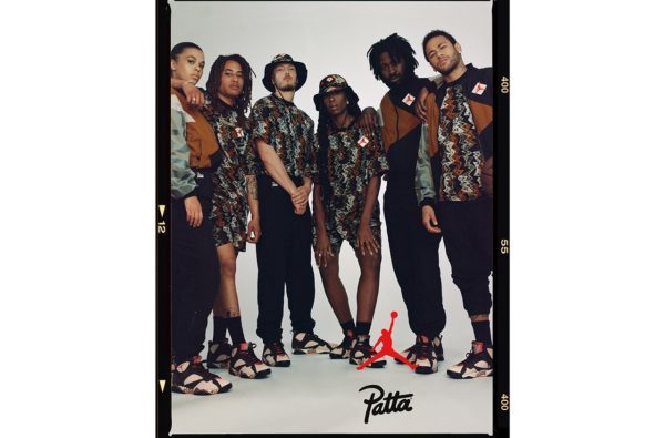 Patta and Jordan Brand Link Up with Neymar to Launch New Collection