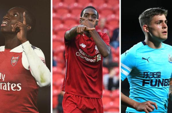 Eddie Nketiah, Rafael Camacho and Elias Sorensen Nominated for PL2 Player of the Season