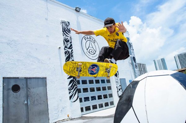 PSG Link Up With Miami Skate Shop Andrew on Three New Skate Decks
