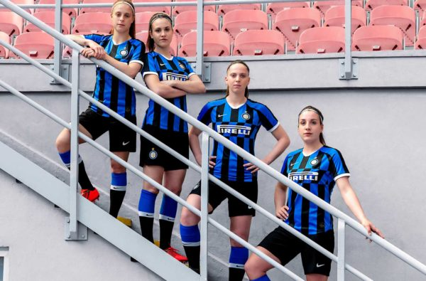 Nike Rip Up Tradition with Inter Milan's 2019/20 Home Jersey