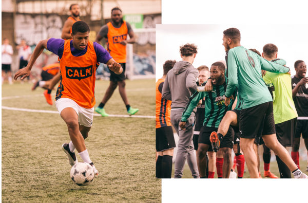 Rhian Brewster Led a Team of Pro Ballers to Victory in the FC Not Alone x CALM World Cup in Aid of Mental Health