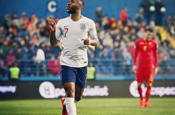 Raheem Sterling Will Captain England for the First Time Against the Netherlands