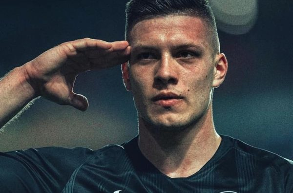 Luka Jovic Officially Joins Real Madrid from Frankfurt in Reported €60 Million Deal