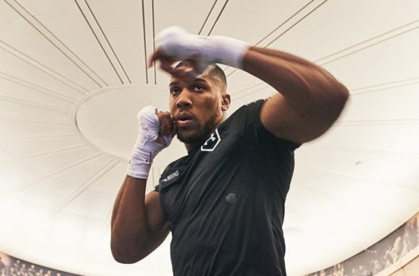 Tottenham Hotspur's New Stadium Is in Line to Host Anthony Joshua's Rematch with Andy Ruiz Jr