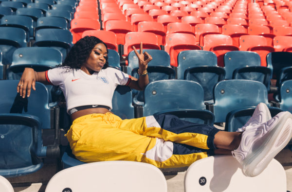 Lady Leshurr, Little Simz and Ms Banks have Dropped Cold Spoken Word Poems to Inspire England's Lionesses