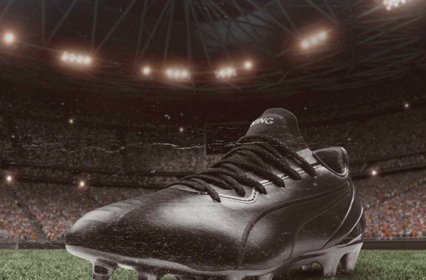 PUMA and Thierry Henry Design a New Blacked-Out PUMA KING Platinum