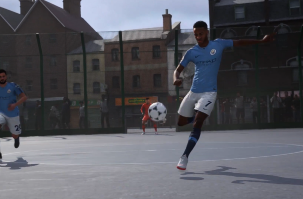 FIFA 20 Announces a Return to the Streets With New 'Volta Football' Mode