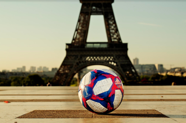 adidas Unveils the Tricolore 19 Match Ball for the Knockout Phase of the Women's World Cup