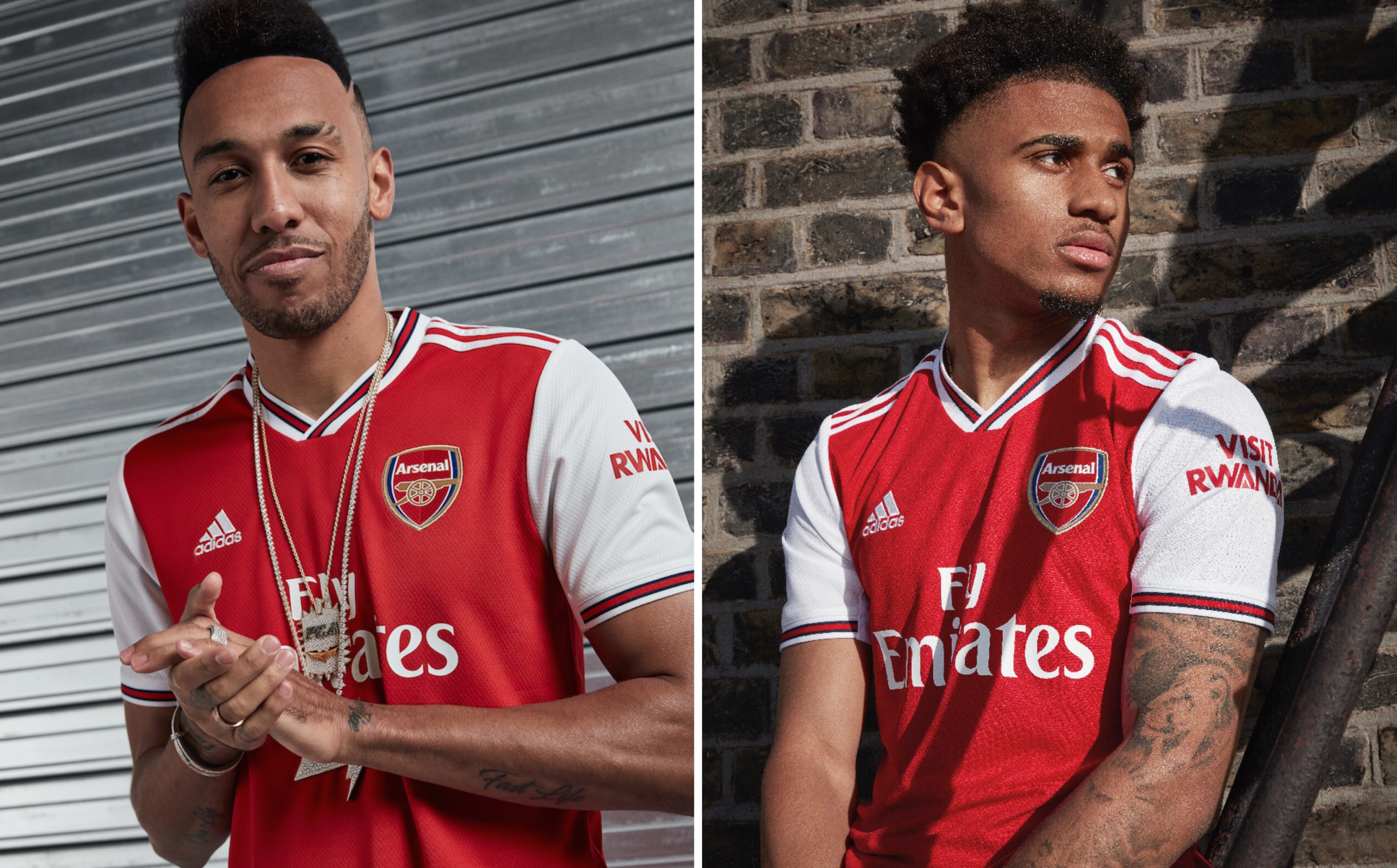 new arrivals 86016 a7042 adidas and Arsenal Start a New Era in North London with a ...