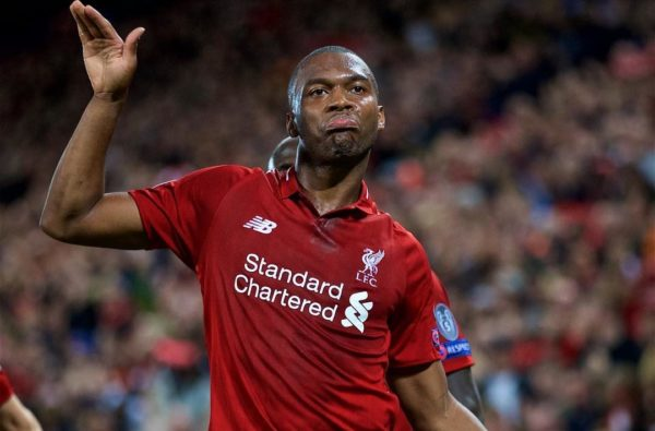 "Liverpool Confirm ""Modern-Day Great"" Daniel Sturridge Will Leave the Club This Summer"