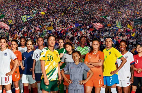 Nike Launch Inspirational 'Dream Further' Film Ahead of Women's World Cup