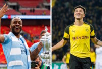 Jadon Sancho and Raheem Sterling Make the Top 5 in New List of the World's Most Valuable Players
