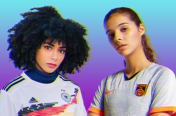 The 10 Waviest Kits at the 2019 Women's World Cup
