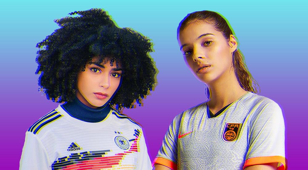 f30f45f45 The 10 Waviest Kits at the 2019 Women's World Cup