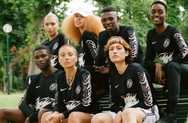 Nike Link Up with Model and Activist Adwoa Aboah to Drop a Jersey Celebrating Girls in Sport