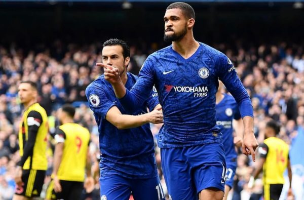 Ruben Loftus-Cheek Has Agreed a New Five-Year Deal with Chelsea Worth £120,000-a-Week