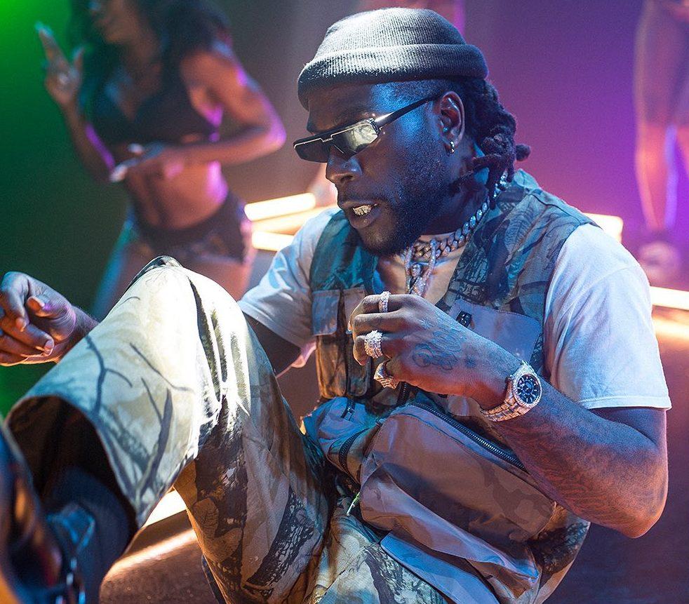 Burna Boy Drops New Album 'African Giant' Featuring Jorja