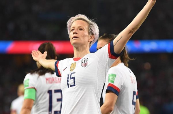 The US Women's Football Shirt Has Broken a Nike Sales Record to Become the Brand's Bestselling Jersey