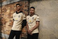 adidas and Manchester United Unveil Their Golden Away Kit for This Season