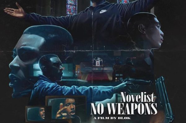 "Novelist Releases Powerful Mini Film to Accompany his Cold Track ""No Weapons"""