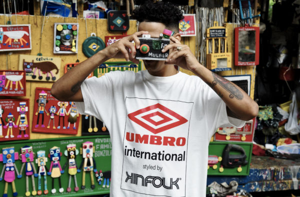 Umbro and Kinfolk Unite for a New Collection Inspired by Brazil's Football Culture