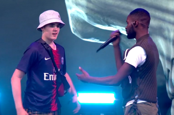 "Dave Brought a Fan Onstage to Perform ""Thiago Silva"" at Glastonbury and He Shelled it"
