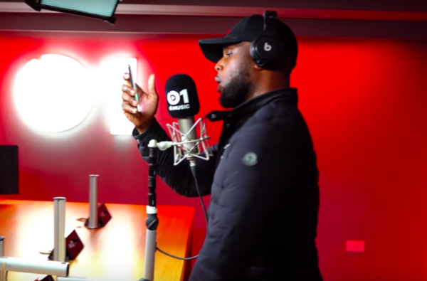 RV Unleashes Cold 'Fire In The Booth' Debut Freestyle