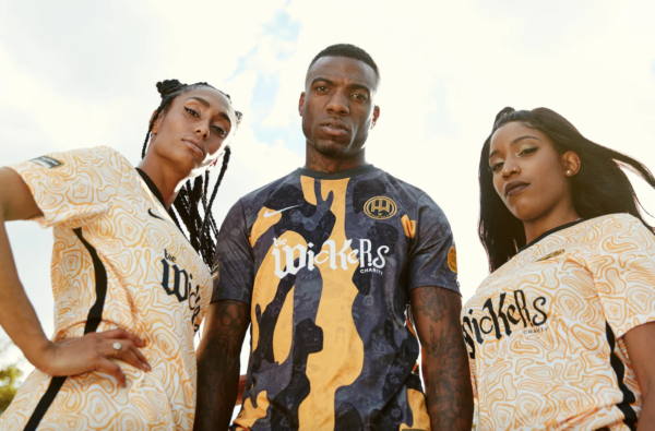 Hackney Wick FC's Wavey Home and Away Kits with Nike are Finally Available to Cop