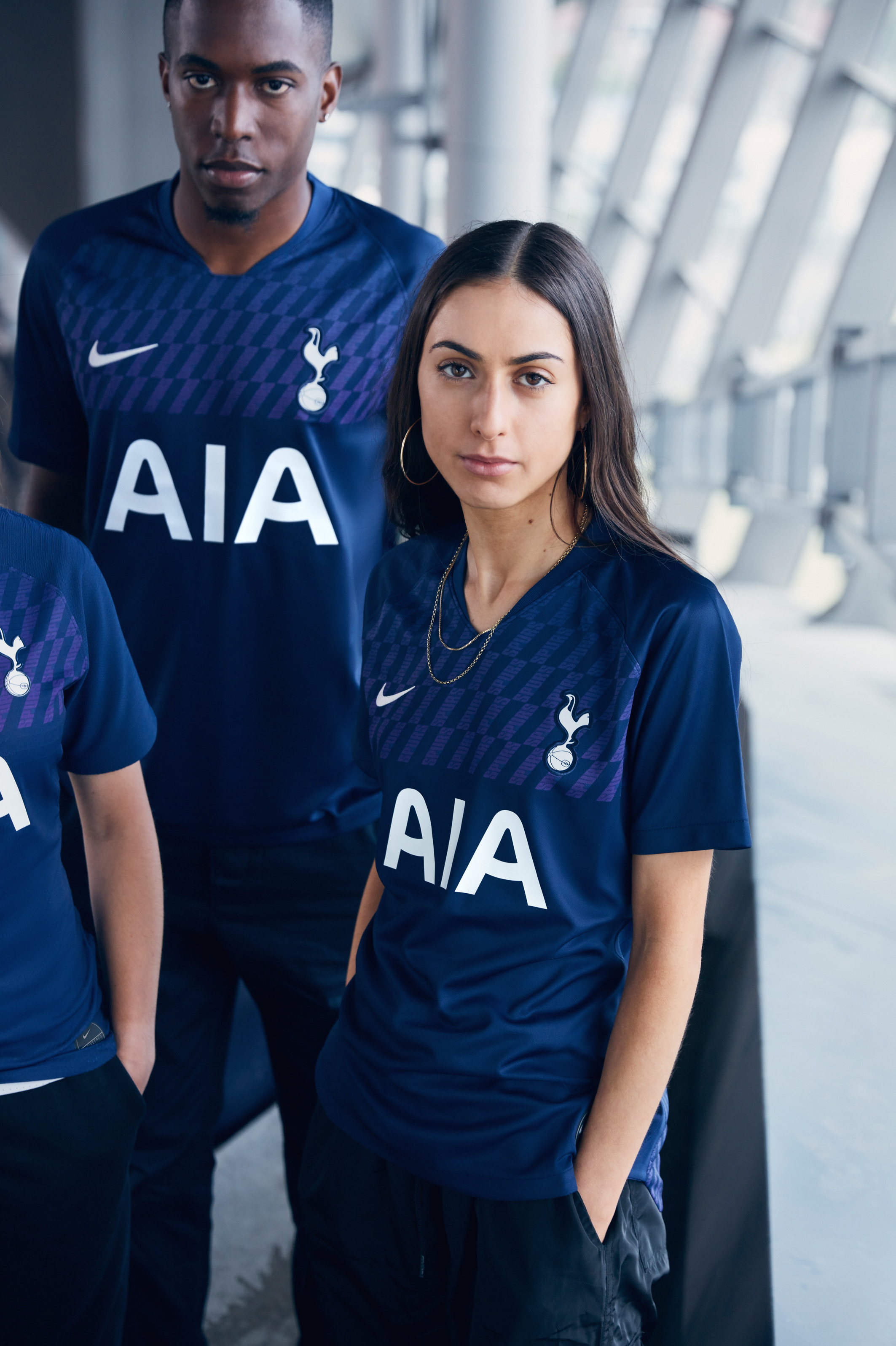71c299ec The 2019-20 Tottenham Hotspur home kit launches July 18 and the away kit  releases August 3 at nike.com.