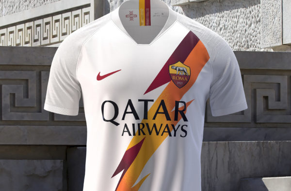 Nike Celebrate Roma's Mythology with Striking New Away Jersey
