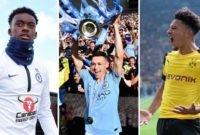 Jadon Sancho, Phil Foden and Callum Hudson-Odoi Are Among the First Wave of Nominees for Golden Boy 2019