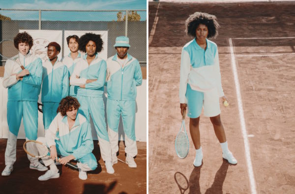 Tyler, the Creator Reinvents Court Classics with the GOLF le FLEUR* x Lacoste Collection