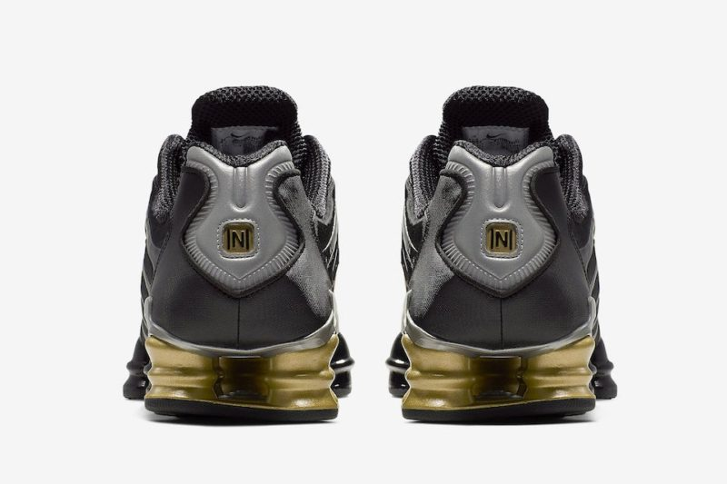 Neymar's Next Nike Shox Model is Dripped Down in Black and ...