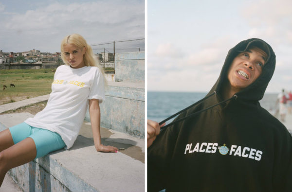 PLACES+FACES Links up with Havana Club for a Summer Capsule Collection