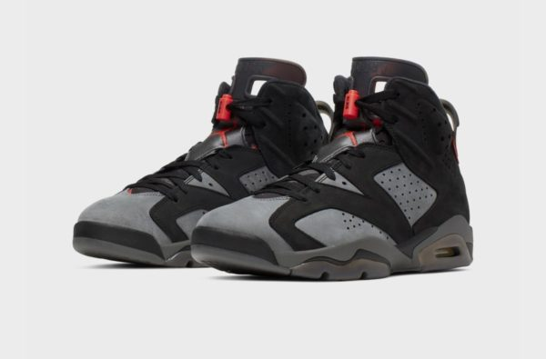 Here's Where You Can Cop the PSG x Air Jordan 6 Sneaker