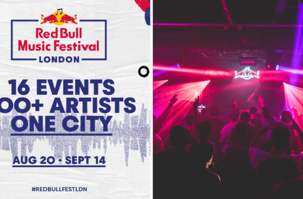 Red Bull Music Festival Is Taking Over London for Four Weeks with Help from Steel Banglez, Kenny Allstar, Yizzy and More