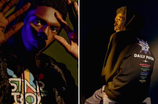 Daily Paper Goes International with the STARBOY Collection Alongside Wizkid