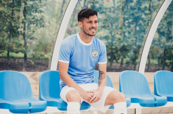 PUMA Drop Off Man City's 125th Year Anniversary Kit Ahead of Community Shield