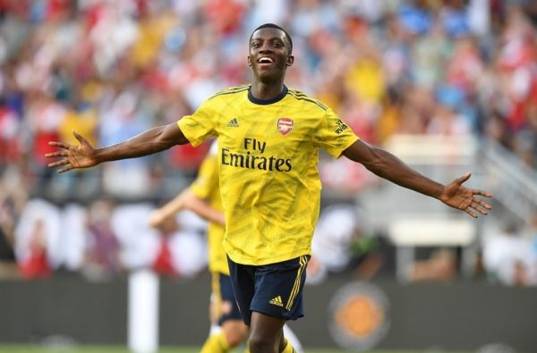 Eddie Nketiah to Stay at Arsenal After Rejecting Loan Move Away from Club