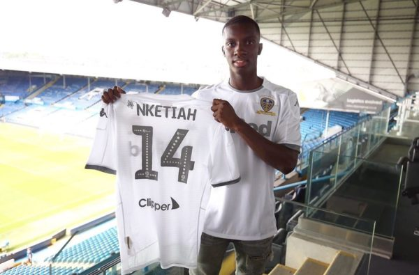 Eddie Nketiah Has Officially Joined Leeds United on Loan for the 2019/20 Season