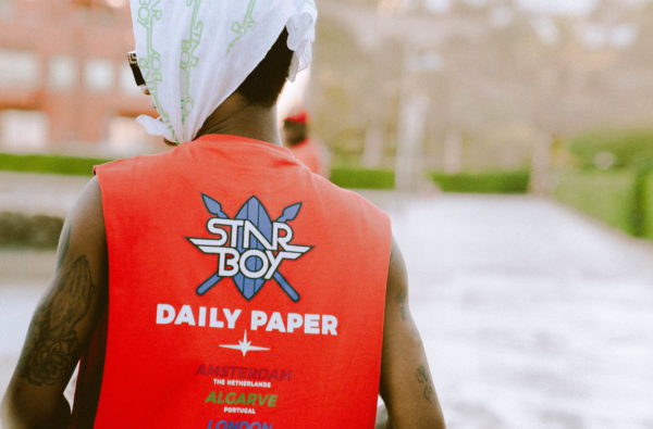 Bad Energy Stay Far Away: The Daily Paper x STARBOY Drop Has Landed