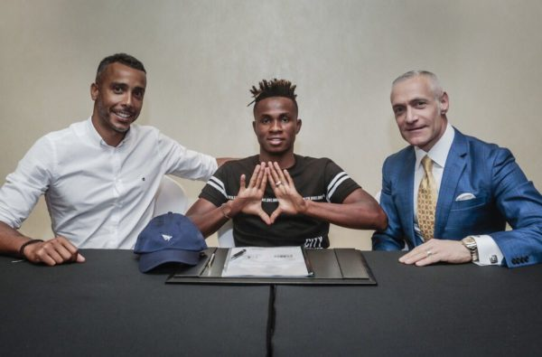 Villareal and Nigeria Baller Samuel Chukwueze Officially Signs to Roc Nation Sports Agency
